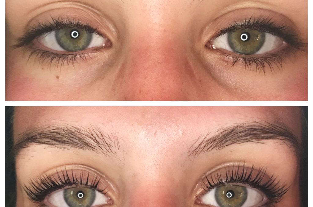 fb26c3744aa Elleebana Lash Lift. The HOTTEST trend in natural lashes!!
